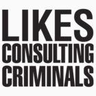 SHERLOCK - LIKES CONSULTING CRIMINALS by thischarmingfan