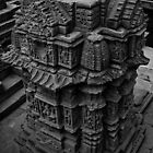 A small temple at Modhera Sun Temple, Gujarat by Biren Brahmbhatt