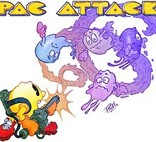 Pac Attack Weathered by Hackers