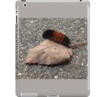 October Caterpillar iPad Case/Skin