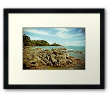 Wade Pools-3 Framed Print