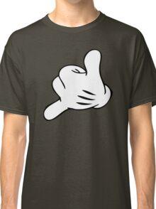 Funny Surf fingers - Shaka hand Classic T-Shirt
