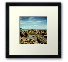 Wade Pools-2 Framed Print