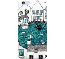 We love a bit of fish and chips iPhone Case/Skin
