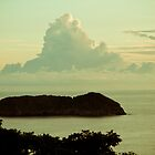 Island in the Sky-2 by ScaredylionFoto