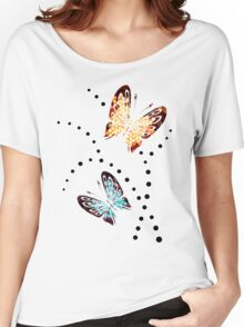 Butterfly Fantasy3 Women's Relaxed Fit T-Shirt