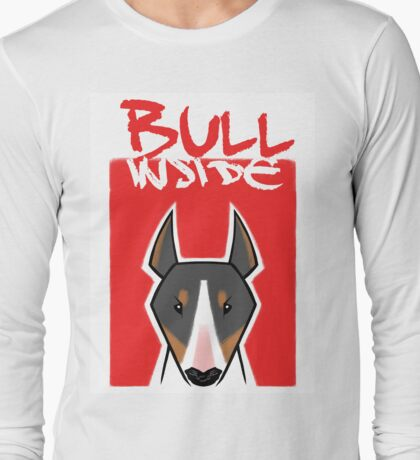 Bull inside Long Sleeve T-Shirt