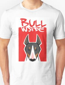 Bull inside Unisex T-Shirt