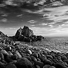 Rocky Shore - Phillip Island by Hans Kawitzki