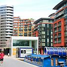 Paddington Basin 2 by trobe