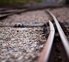Rail Ways - Changing Tracks by ebonyjaynephoto