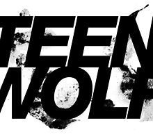 Teen wolf by DarioDolan84
