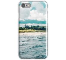 Miedzyzdroje - Helping is cool ! iPhone Case/Skin