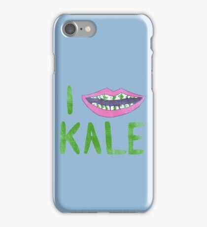 I Heart Kale iPhone Case/Skin