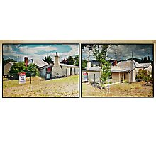 For Sale Rural Retreat, Some Renovation Needed Photographic Print