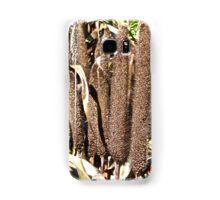 Brown reeds Samsung Galaxy Case/Skin