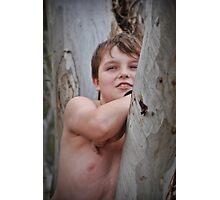Jungle Jim Photographic Print