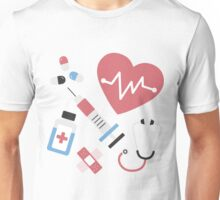 Medical Medicine Design Unisex T-Shirt