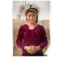 The desert girl Poster