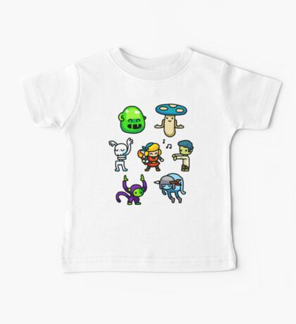 Crypt Dance Party Baby Tee