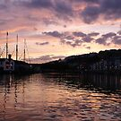 Bristol Harbour by ruleamon