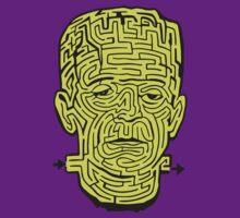 Frankenstein Halloween Maze by 91design