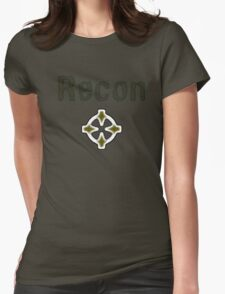 Recon1 Womens Fitted T-Shirt
