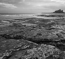 Bamburgh Castle No2 by StephenRB