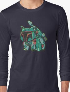 Bulba Fett Long Sleeve T-Shirt