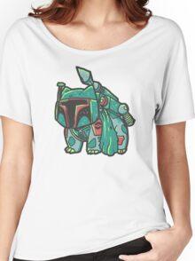 Bulba Fett Women's Relaxed Fit T-Shirt