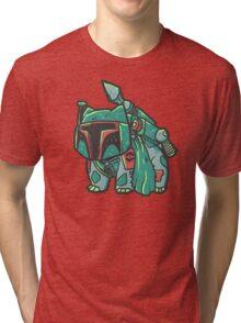 Bulba Fett Tri-blend T-Shirt