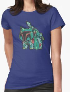 Bulba Fett Womens Fitted T-Shirt