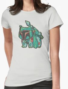 Bulba Fett Womens Fitted T-Shirt