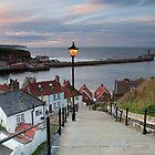 Whitby Steps by mispix