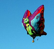 Do My Wings Look Fat? by Loree McComb