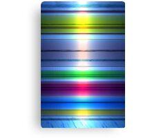 Spectral Colors Canvas Print