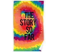 TSSF Tie Dye Poster