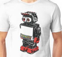 old toy robot Unisex T-Shirt