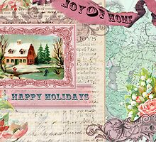 Happy Holidays: The Joy of Home by HannahJConti