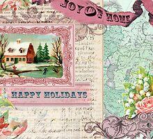 Happy Holidays: The Joy of Home by HannahJConti