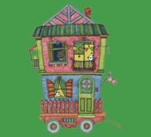 Home is where the heart is... so take it with you if you can! Kids Clothes