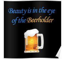 The Beerholder Poster