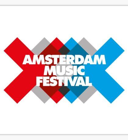 Amsterdam Music Festival apparel Sticker