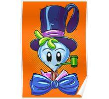 Super Turnip Head Poster