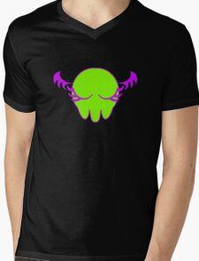 Chibi/Girly Cthulu Mens V-Neck T-Shirt