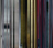 Moviebarcode: The Animatrix 5: Program (2003) by moviebarcode