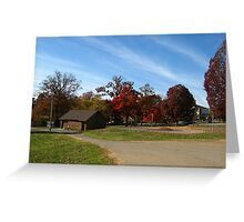 Fall Series 30 Greeting Card