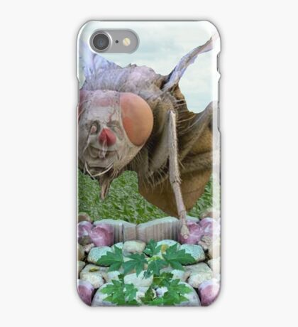 Lord Billingsgate Will Receive You Now iPhone Case/Skin