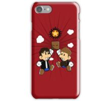 Supernatural Bros. (no text) iPhone Case/Skin