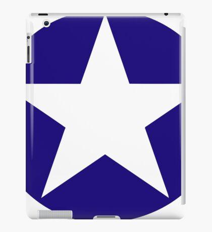 Aviation - US Army - Cool Star iPad Case/Skin